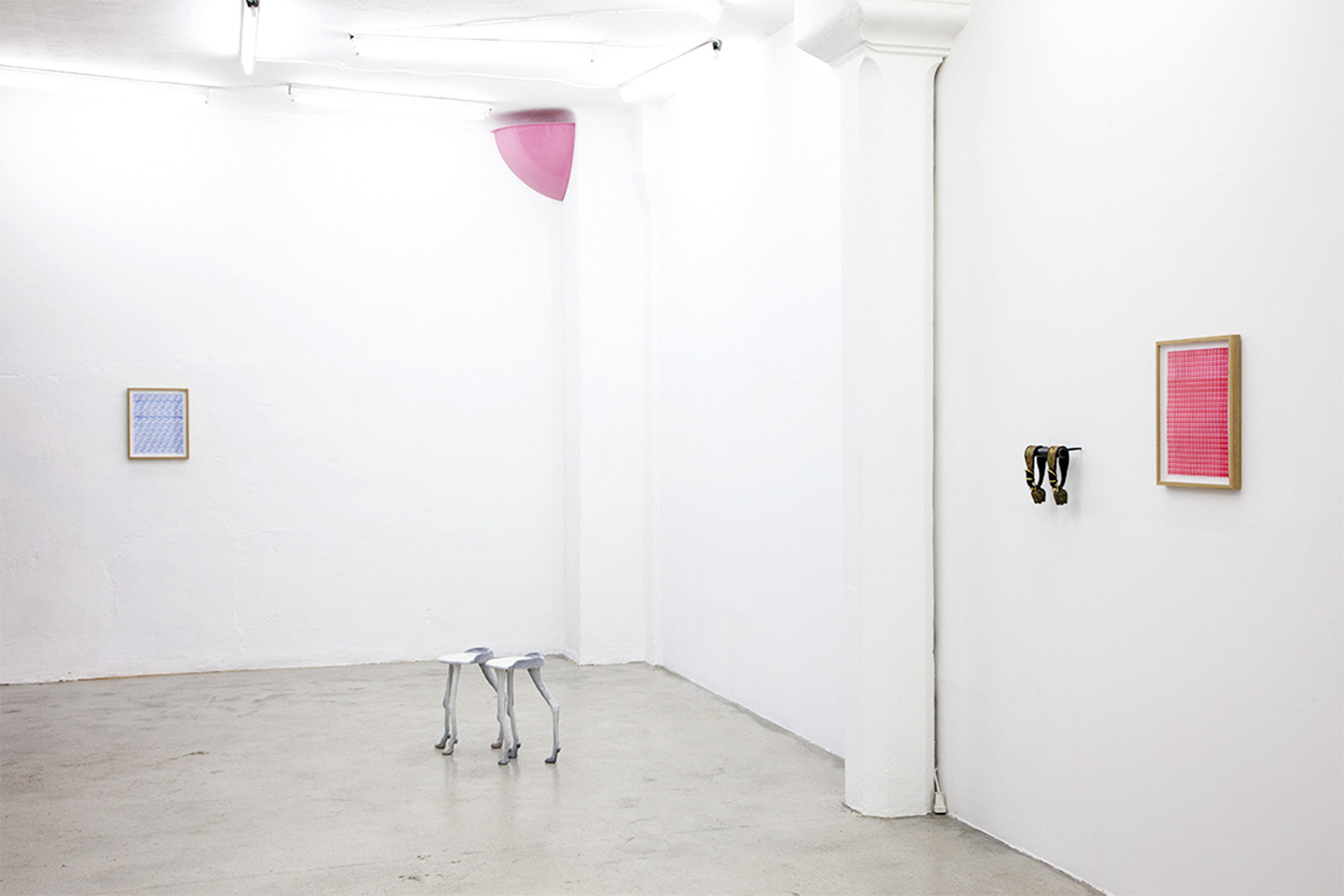FEAT to BOOT, installation view