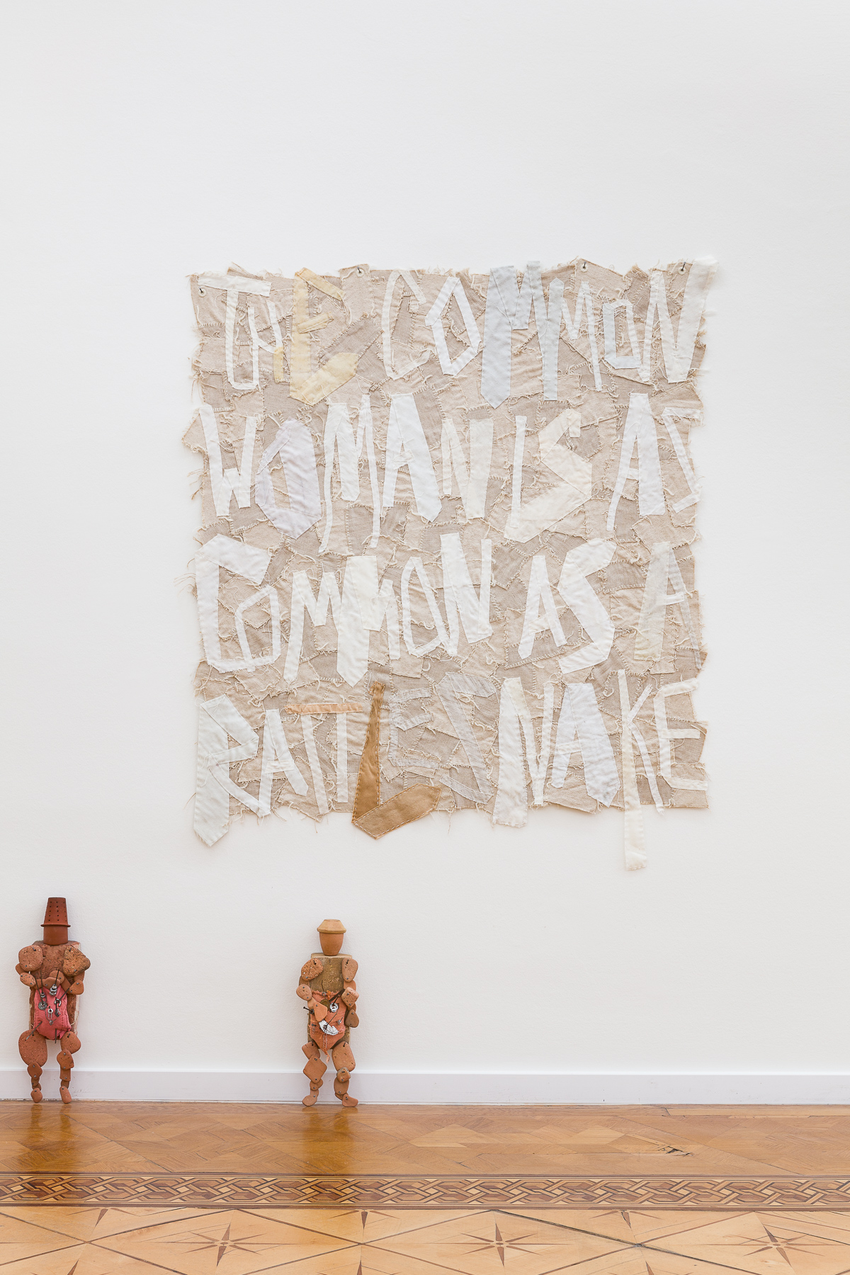 Common Crazies, Installation View.