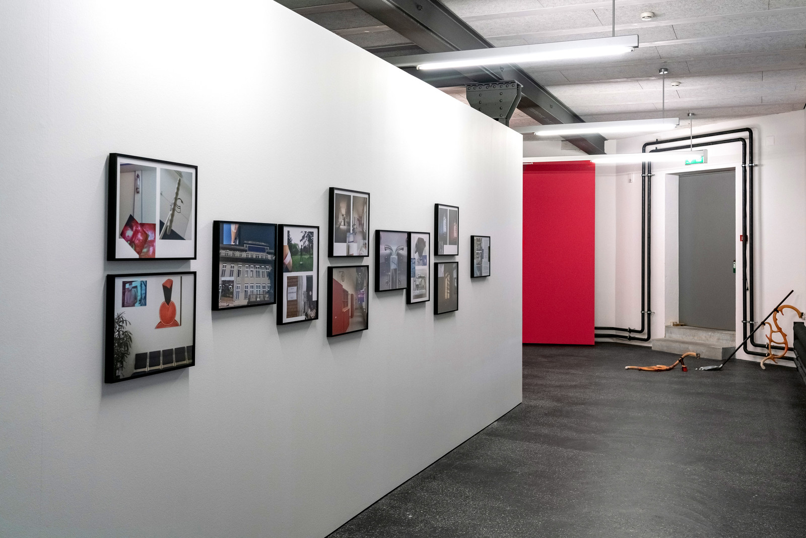 When the Sick Rule the World, installation view.